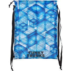 Funky Trunks Mesh Gear Bag Men galactica